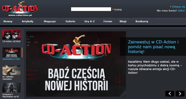 Tanie akcje nowego CD-Action? Tylko pozornie