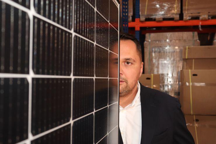 Michał Sochacki, Prezes Zarządu Sunday Energy S.A.