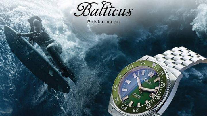 Trwa emisja akcji Balticus. Szersza sieć dystrybucji zegarków
