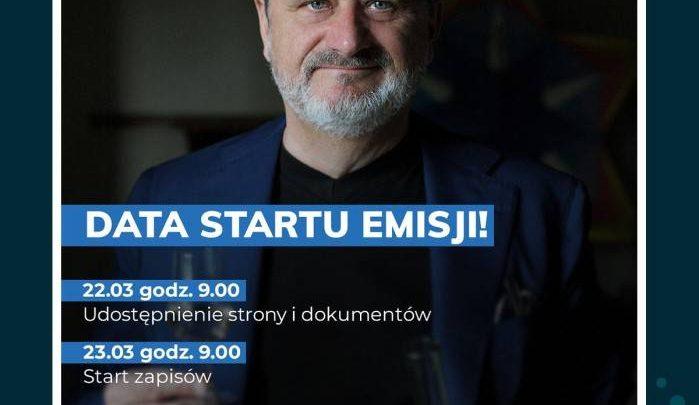 Tenczyńska Okovita podała termin startu nowej emisji