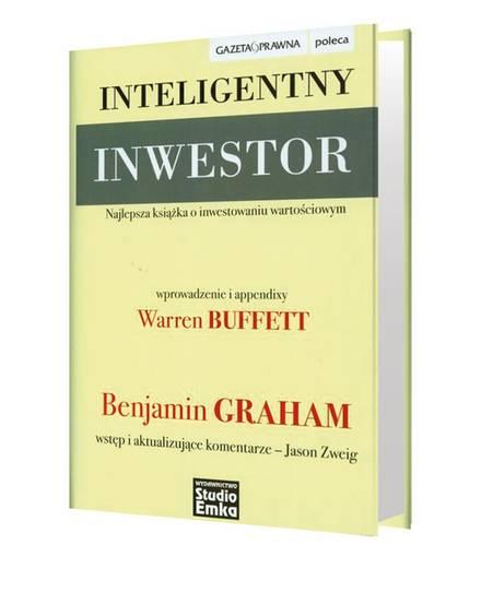Książka inteligentny inwestor